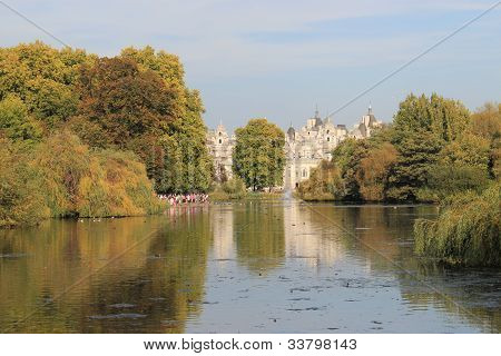 Saint James Park London