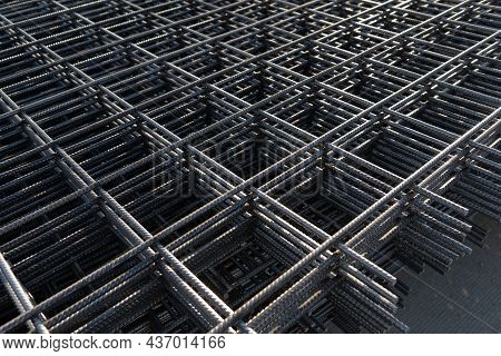 The Rebar Is Bonded With Steel Wire For Use As A Construction Infrastructure. Which Part Of The Reba