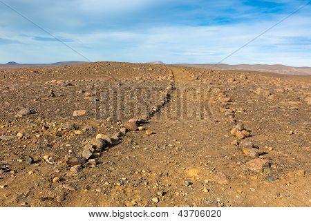 Iceland Dirt Road