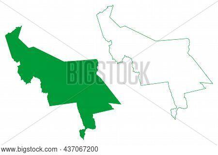 Brotas De Macaubas Municipality (bahia State, Municipalities Of Brazil, Federative Republic Of Brazi
