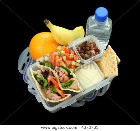 Healthy Children's Lunch Box