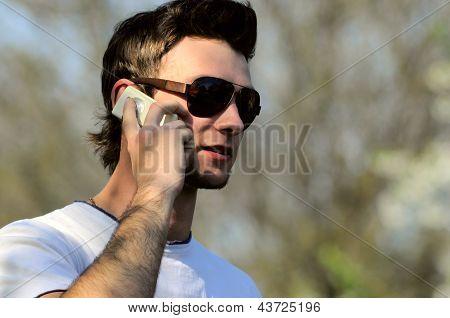Guy In Sunglasses
