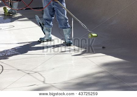Swimming Pool Plaster And Finish