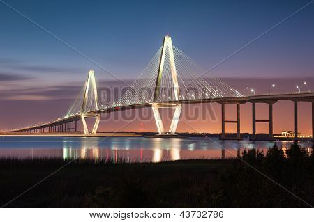 Arthur Ravenel Jr. Cooper River Bridge Charleston, SC