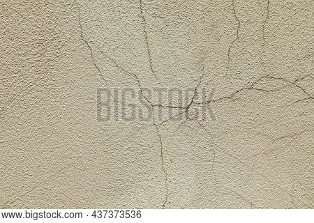 The Texture Of The Cement Wall In The Room Dirty Background, Gray Cement Background