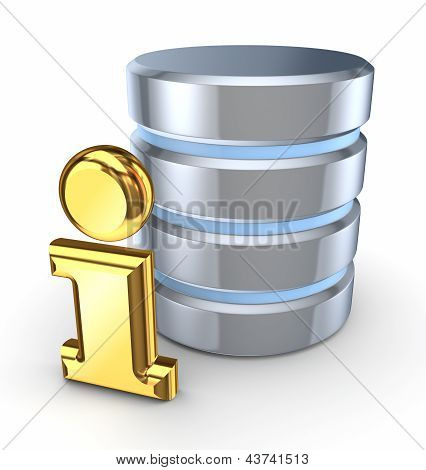 Database concept.