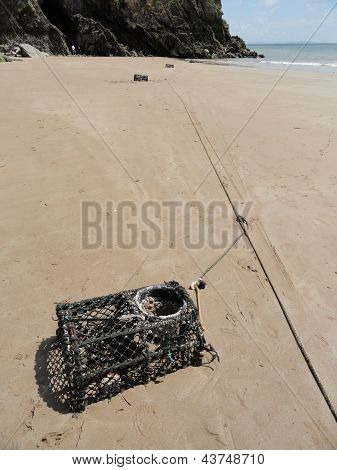 Seascape Fishing Nets