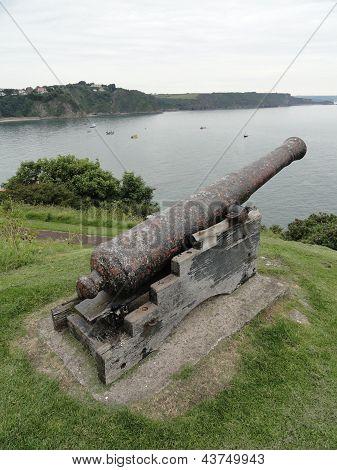 Cannon Seascape