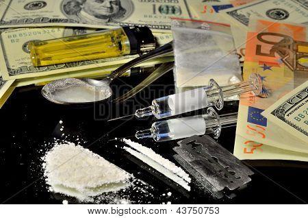 Illegal Street Drugs