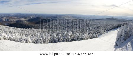 Winter  Panoramic From The K1 01 All