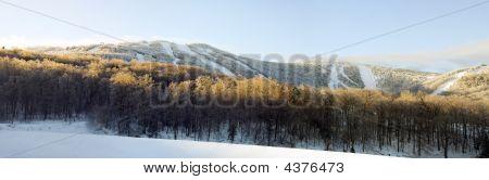 Winter  Panoramic Killington 01