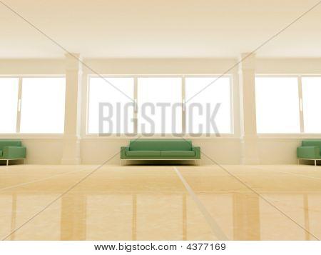 Interior Design - Hall