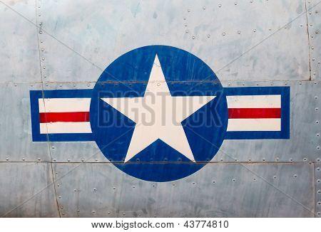 symbol of the U.S. Air Force