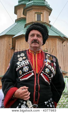 Ukrainian Cossack General 02