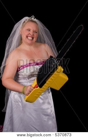 Dont Mess With The Bride