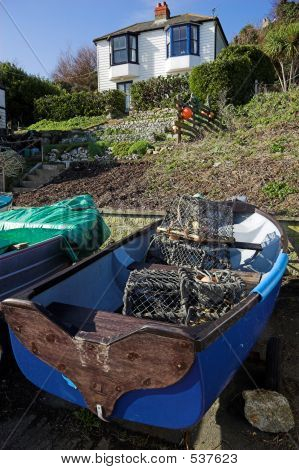 Fishermans Boat