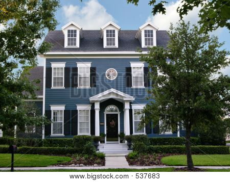 Two Story Colonial