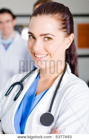 Beautiful Doctor