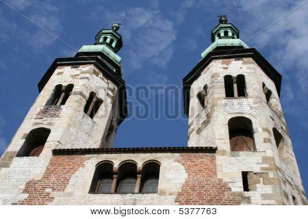 St. Andrew Church, Krakow, Poland