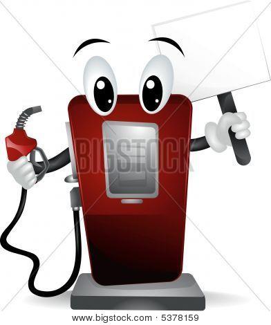 Benzin Pumpe