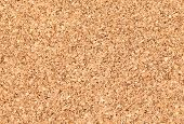Empty bulletin board background texture natural cork board poster