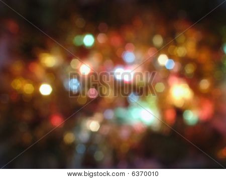 Blur Shiny Background