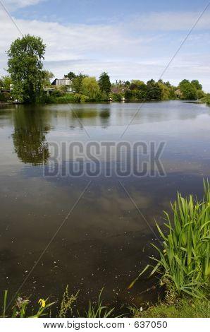 House On Pond
