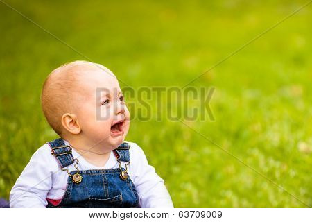 Emotions - baby crying