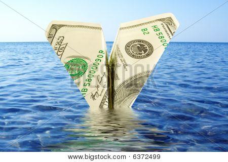 Fall Of Money Plane