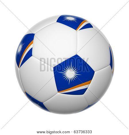 Marshall Islands Soccer Ball