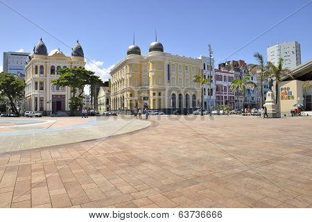 City of Recife, Pernambuco state, Brazil