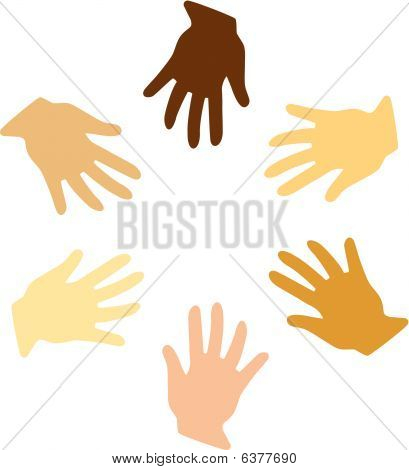 Peace Hands