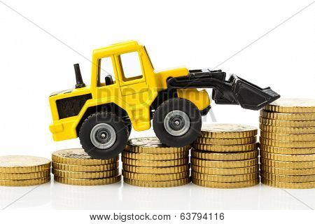 companies in the construction industry and the construction industry have to reckon with rising costs. higher higher prices in road construction and in residential