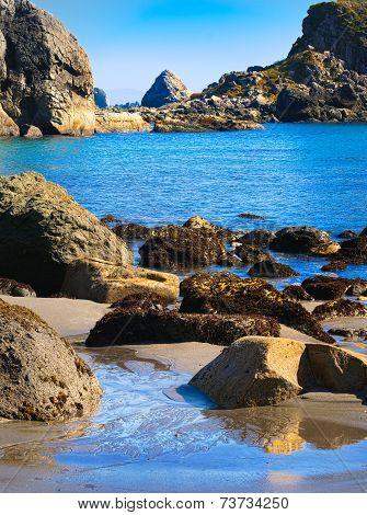 Beverly Beach Oregon State, USA