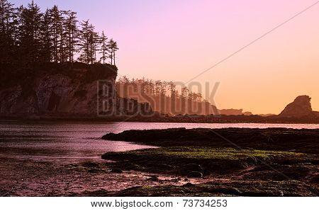 Oregon Coast Sunset, USA
