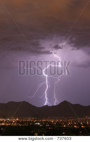 Twin Lightning Thunder Botls