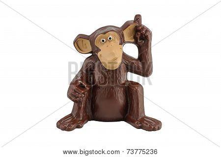 Mason Monkey Toy Character Form Madaguscar Film
