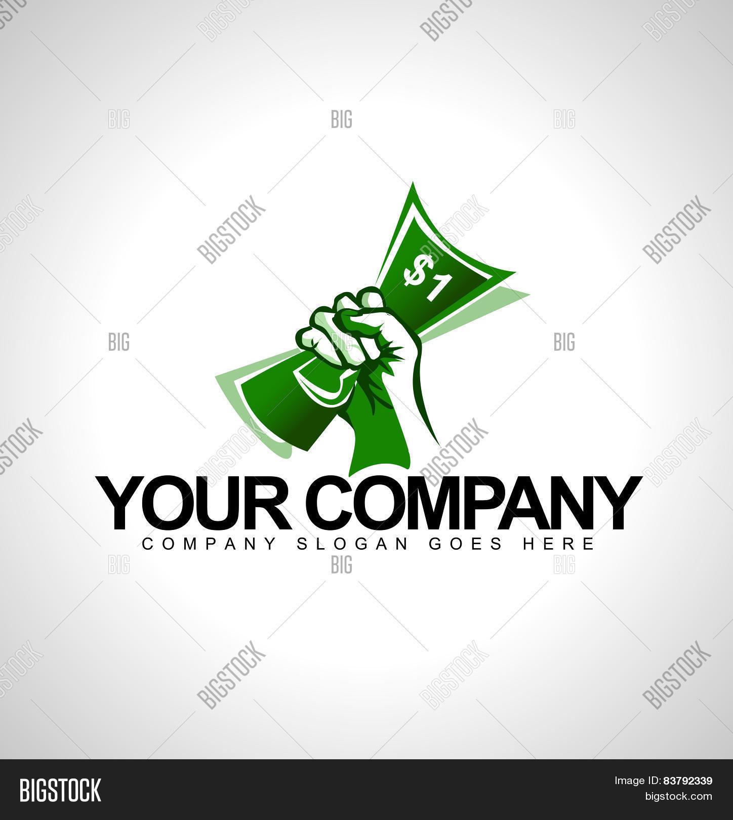 Dollar Money Logo Vector Photo Free Trial Bigstock