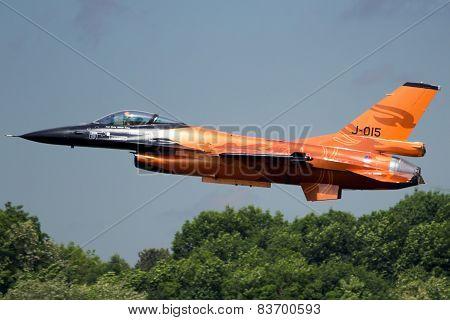 F-16 Demo