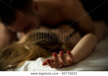 Couple In Ecstasy