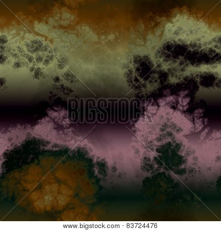 Abstract Storm Morass Seamless Generated Texture