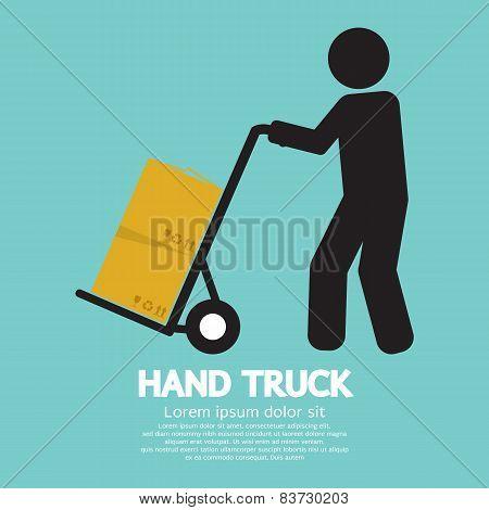 Hand Truck.
