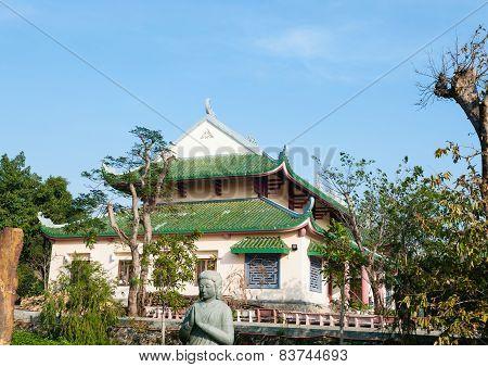 Temple Linh Ung Pagoda Vietnam Danang