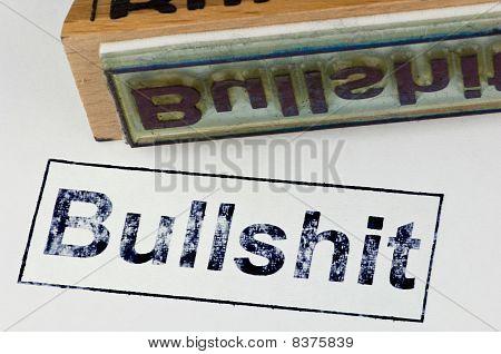Stamp Bullshit