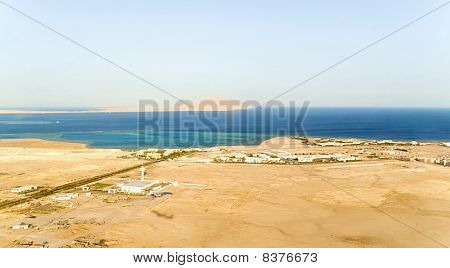 The City In The Desert