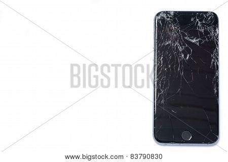 Broken Smart Phone