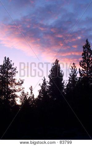 Central Oregon Sunset