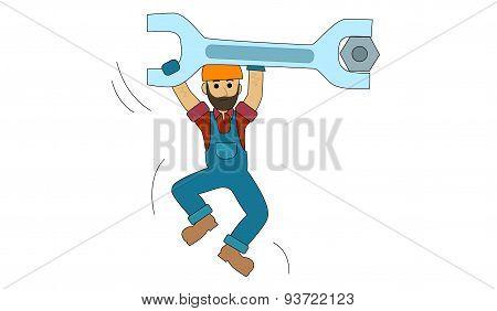 Engineer Construction worker