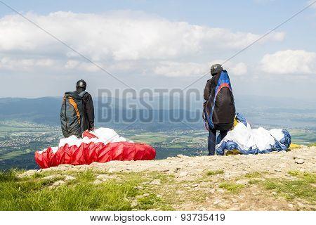 Start Paragliding