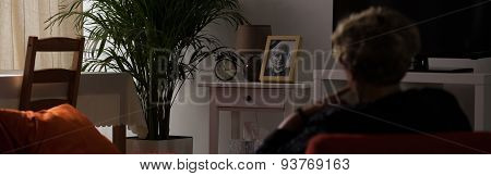 Photography Of Dead Husband